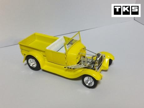 フォードモデルAピックアップ (28)
