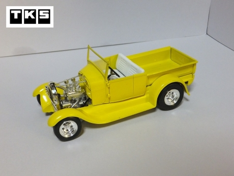 フォードモデルAピックアップ (31)