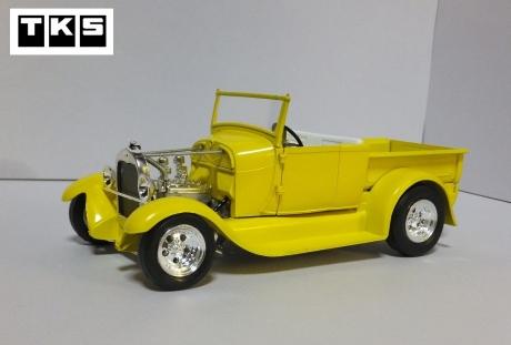 フォードモデルAピックアップ (32)