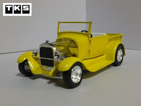 フォードモデルAピックアップ (33)