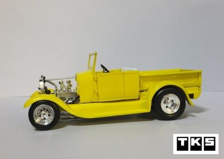 フォードモデルAピックアップ (34)