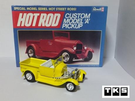フォードモデルAピックアップ