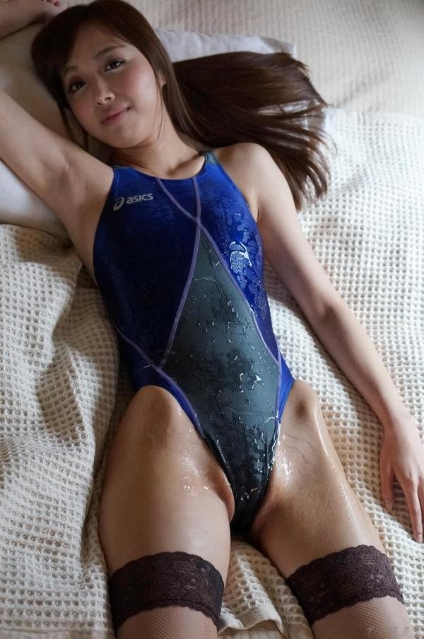 星崎アンリ 競泳水着ぬるぬるヌード画像100枚の038枚目