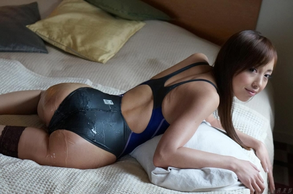 星崎アンリ 競泳水着ぬるぬるヌード画像100枚の049枚目