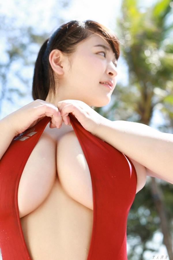 グラビアアイドル 柳瀬早紀 ヌード画像 巨乳 エロ画像045a.jpg