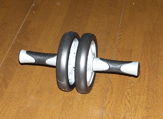 腹筋ローラー2