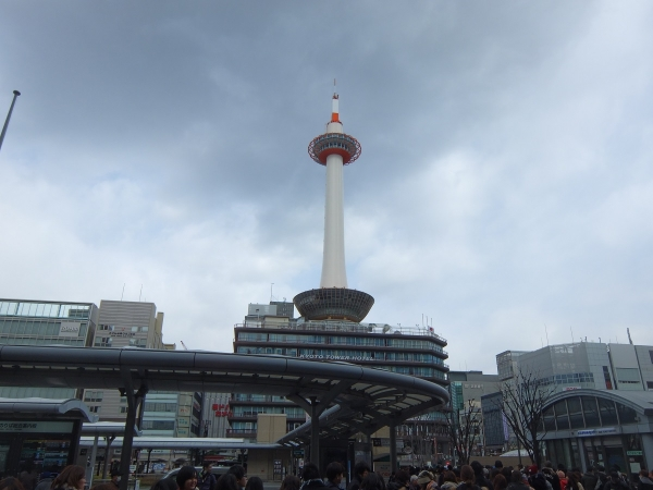 10京都タワー