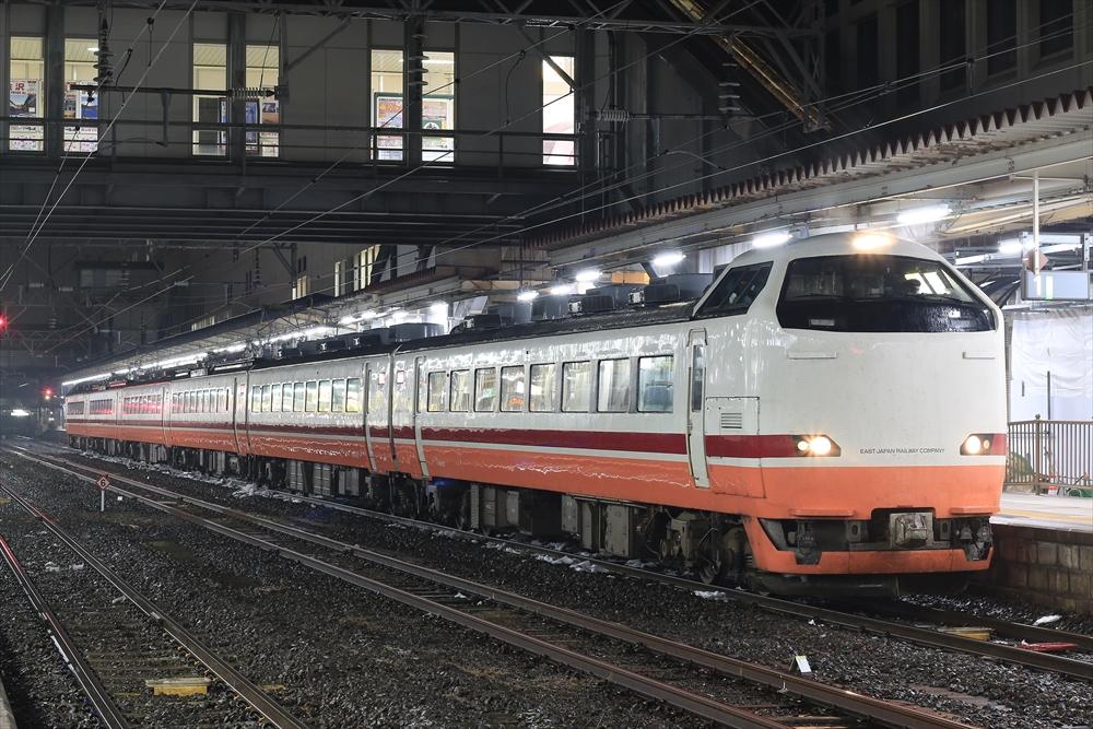 485系 A3・A4編成 2014 12/16