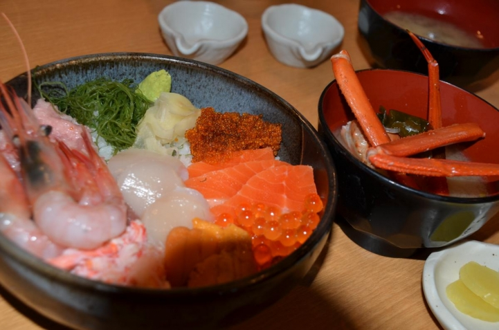 小樽 ポセイ丼