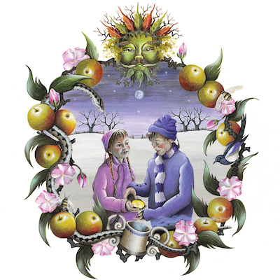 wassail ep cover