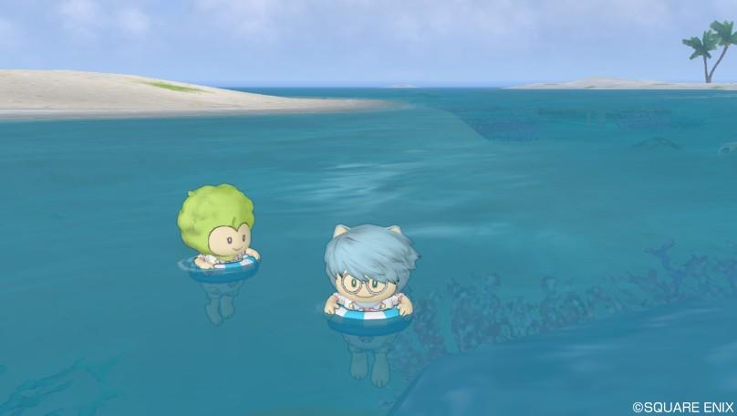 水着クエ2