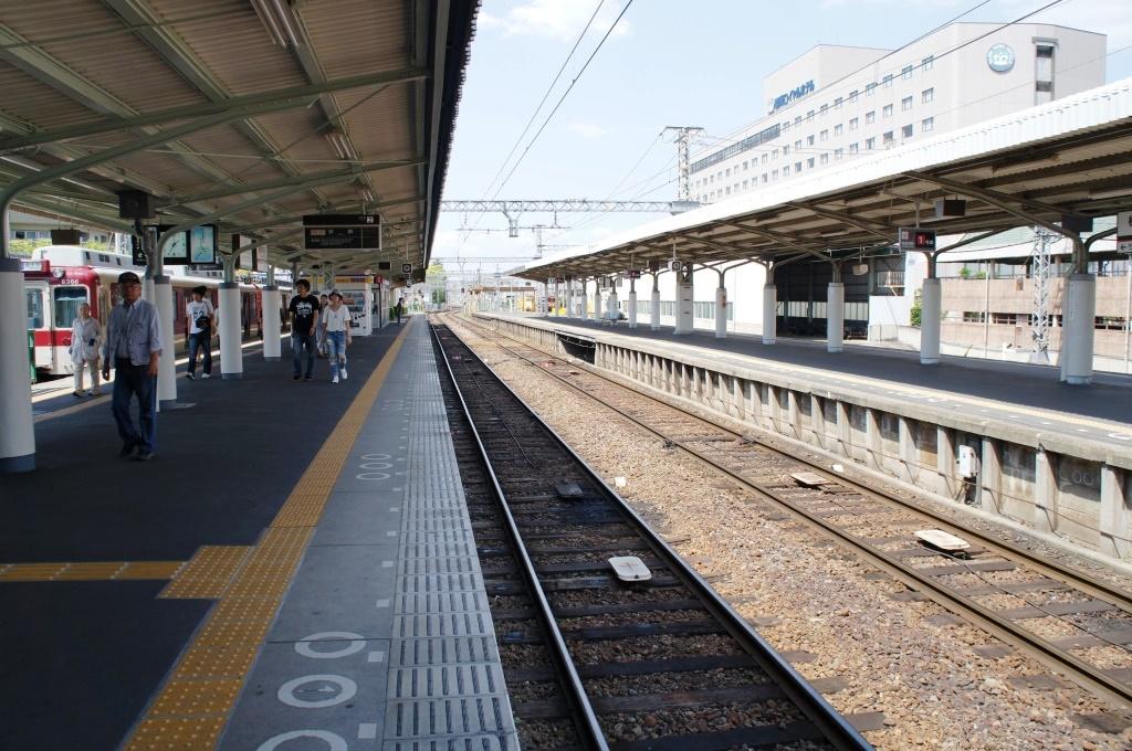 近鉄橿原線/南大阪線・吉野線 橿原神宮前駅 - 駅前探訪