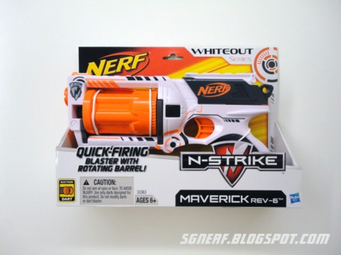 Nerf Whiteout Series Maverick - 01.JPG