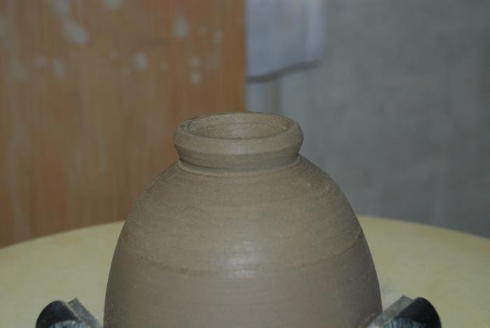 陶芸・飯茶碗1