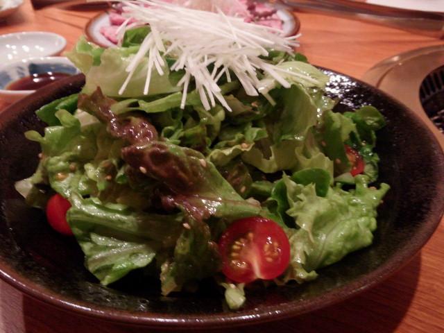 20150511中目黒焼肉4