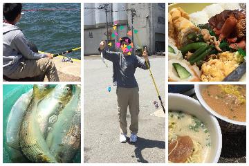 2015 GW 魚釣り