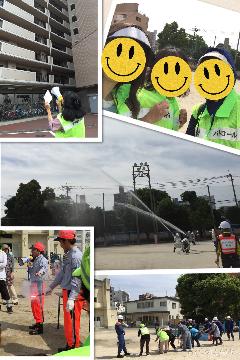 2015 4 防災訓練