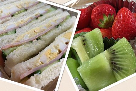 美奈子サンド