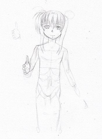 フェイト・テスタロッサ(A's) 桜 今日ものんびりと 2015/03/04