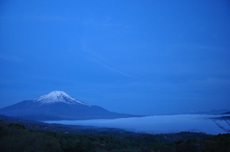 s-夜明け前の富士(パノラマ台)