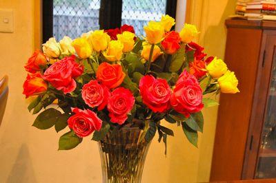 2015:3:750本のバラ
