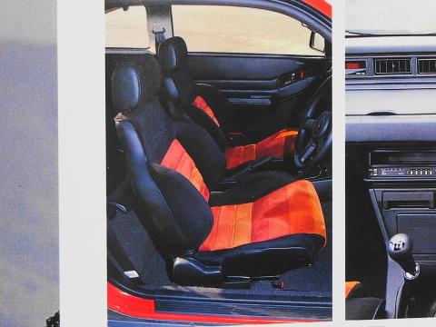 CR-X_実車のシート