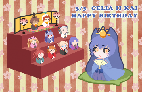 Celia Birthday