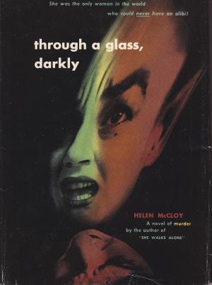 『暗い鏡の中に』米初版