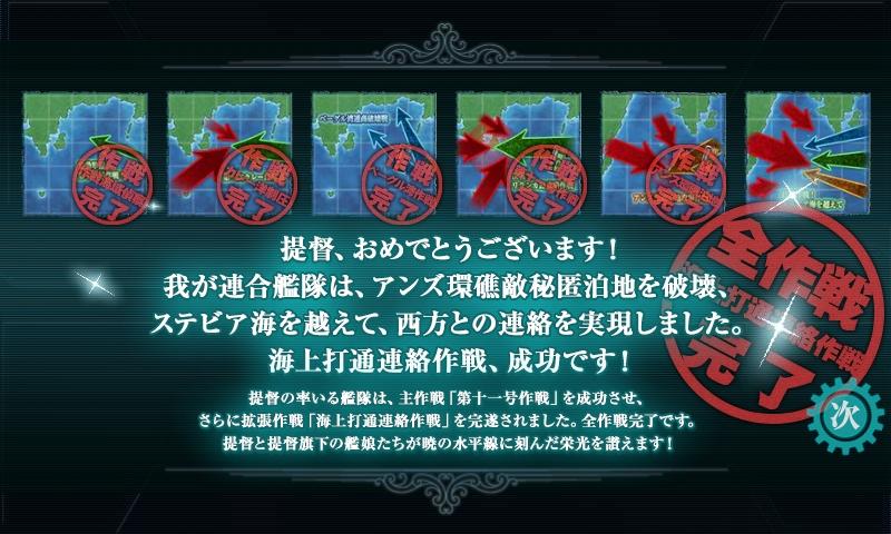 春イベ2015制覇