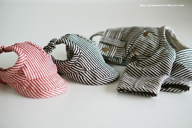 チビプードルモコの毎日☆パンツと帽子