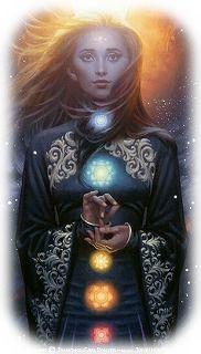 チャクラ女神