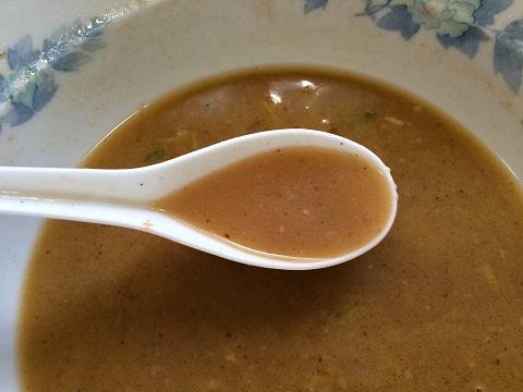 チャンポンスープ