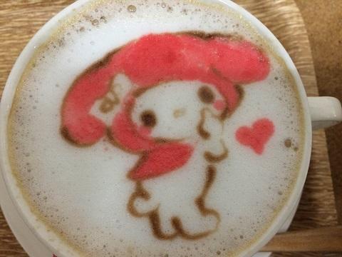 秋田店コーヒー2