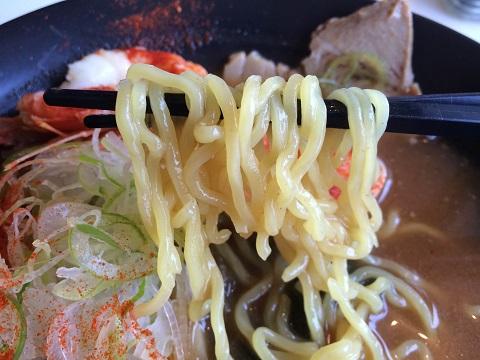 海老味噌麺