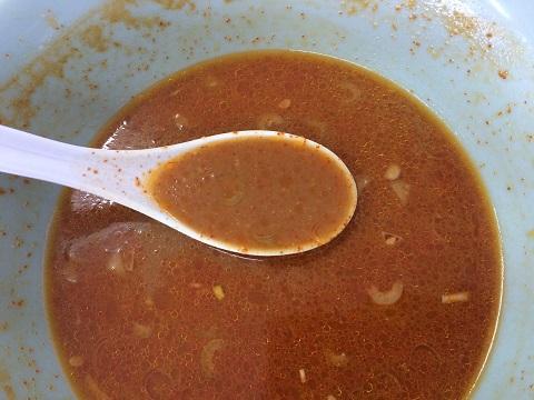 辛味噌スープ