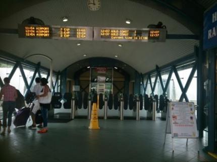 駅の雰囲気