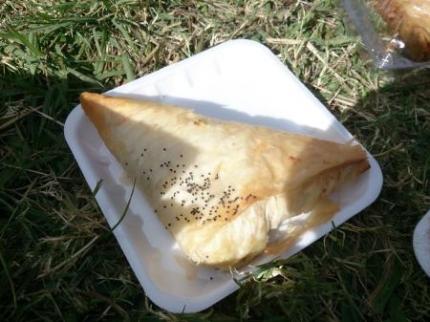 チーズトライアングル