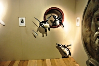 東京トリックアート迷宮館 (5)