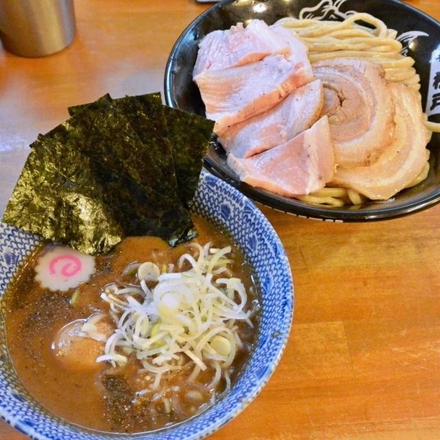 中華蕎麦 とみ田 (9)