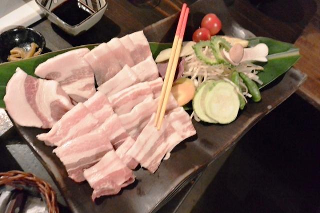 琉球料理 月乃浜 (14)