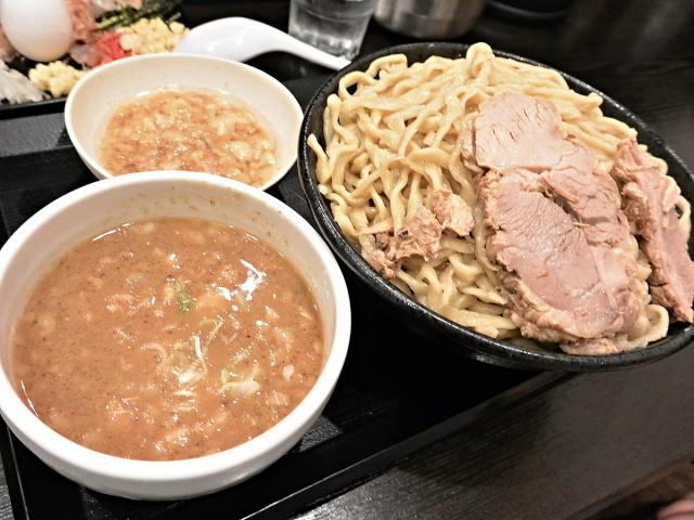 つけ麺 どでん (9)
