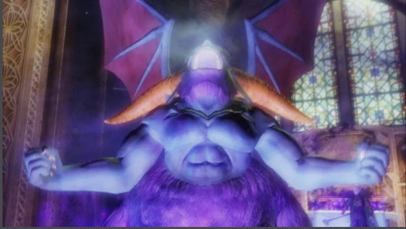 ドラゴンクエストヒーローズ 立ちはだかる魔界の戦士
