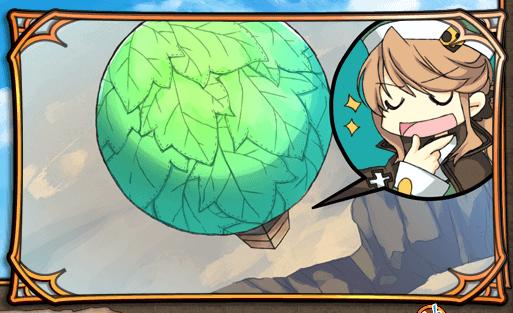 キャスリンが発明した気球 イブニクル