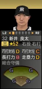 プロ野球スピリッツ2015 新井