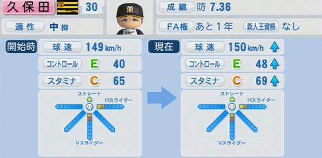久保田智之 実況パワフルプロ野球2014