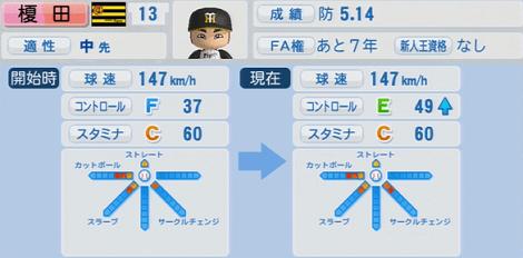 榎田大樹 実況パワフルプロ野球2014