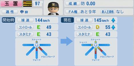 玉置隆 実況パワフルプロ野球2014