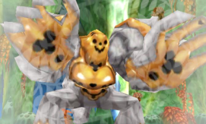 世界樹と不思議なダンジョン ボス登場