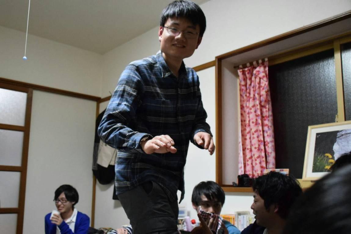 サオリ二日目&ご飯会 02