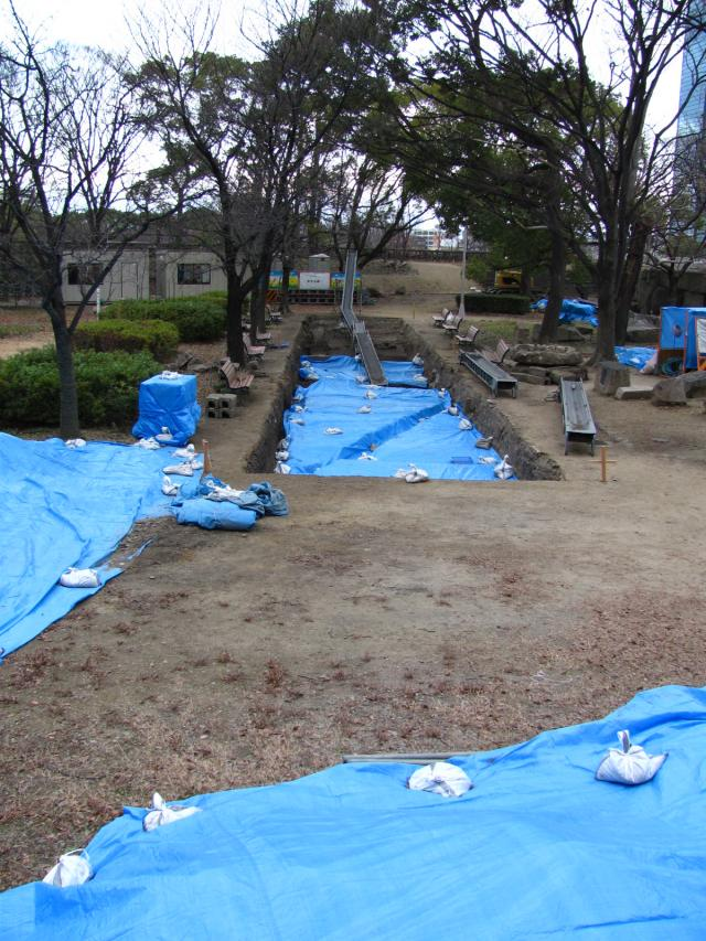 大阪城2010.1.10C
